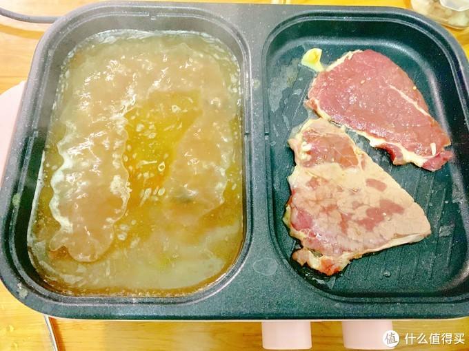 涮锅还是烤串?小熊烤涮一体锅让你告别选择困难症!