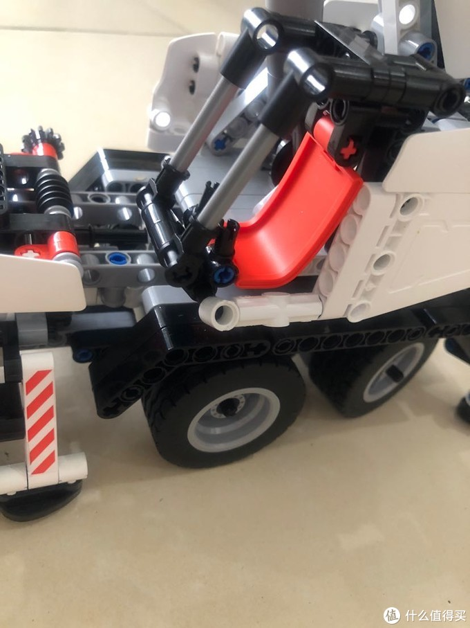 小米积木:工程吊车开箱试玩