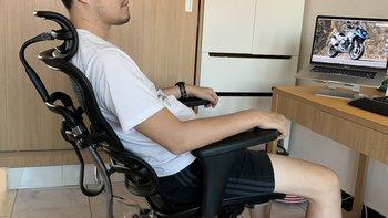 保友Ergonor金豪工学椅使用总结(移动|声音|扶手|网布)