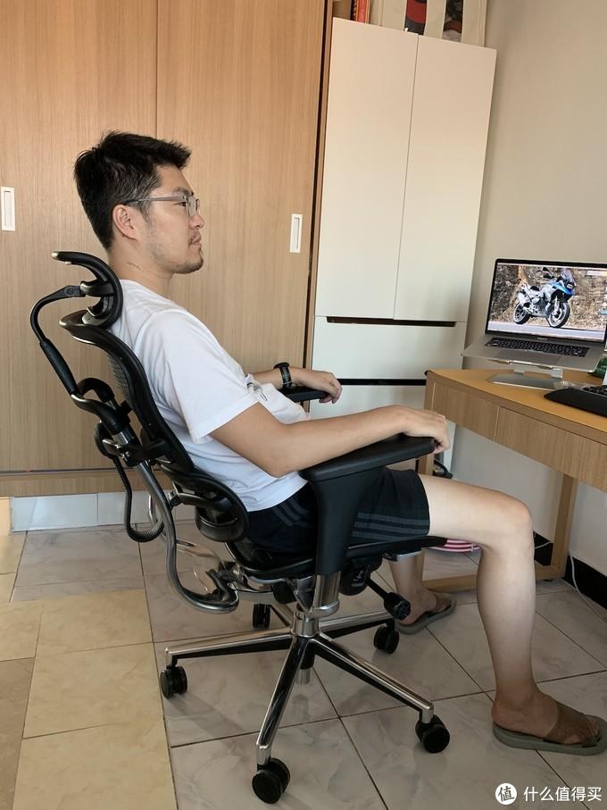 久坐桌前更需保护老腰,保友Ergonor金豪工学椅使用感受