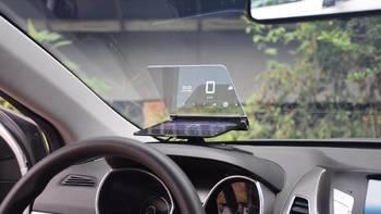 百路达HUD导航仪使用总结(遥控|设置|巡航|系统|画面)