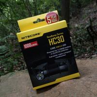 奈特科尔HC30头灯外观展示(灯身|底盖|灯带|按键)