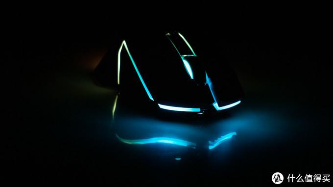 老模重造,无线新体验,雷柏V20Pro双模版游戏鼠标