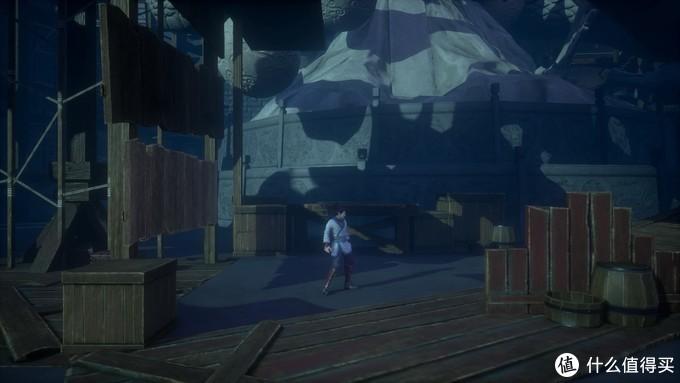 迟到的简评之PS4国行首款横版卷轴武侠动作游戏《隐龙传:影踪》