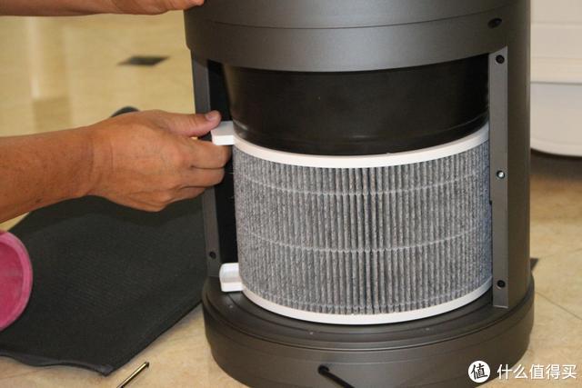 戴森不是唯一!安美瑞A8初体验:无叶风扇和空气净化器合体