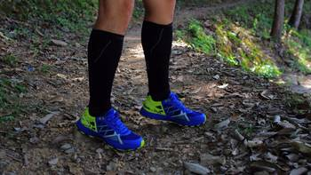思卡帕越野跑鞋使用总结(脚感|包裹|抓地力|透气性)