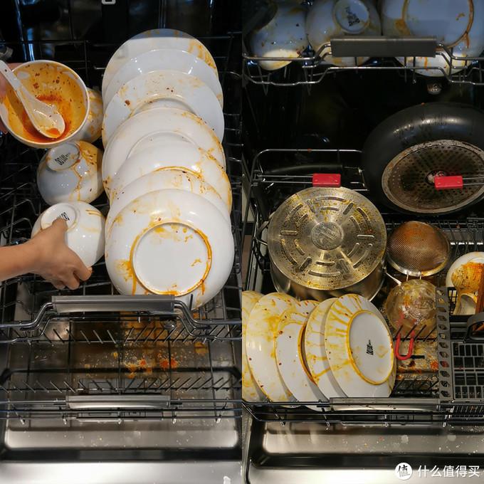 洗碗机对重油污的洗涤效果如何?洗碗机当真无所不能洗么?嵌入式洗碗机你可能比较关心几个问题!