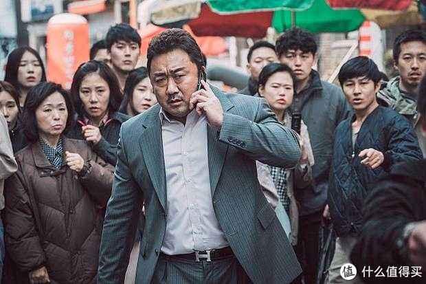 那些真敢拍的韩国动作电影