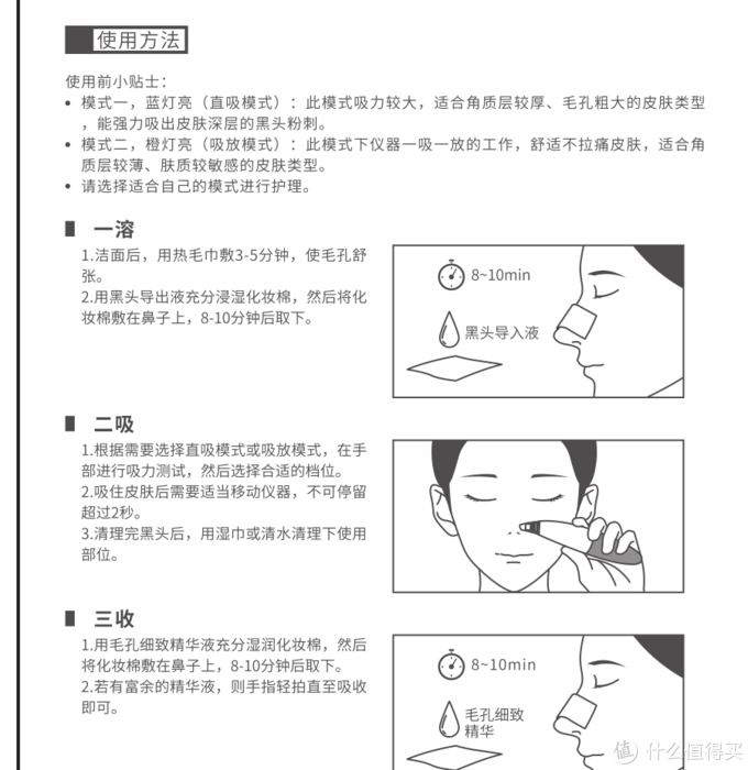 皮肤清洁最重要——结合INFACE黑头仪开箱,谈谈黑头仪的选购关键