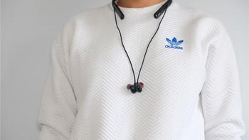 OPPO无线降噪耳机佩戴体验(颈环|涂层|贴合度|耳腔|按钮)