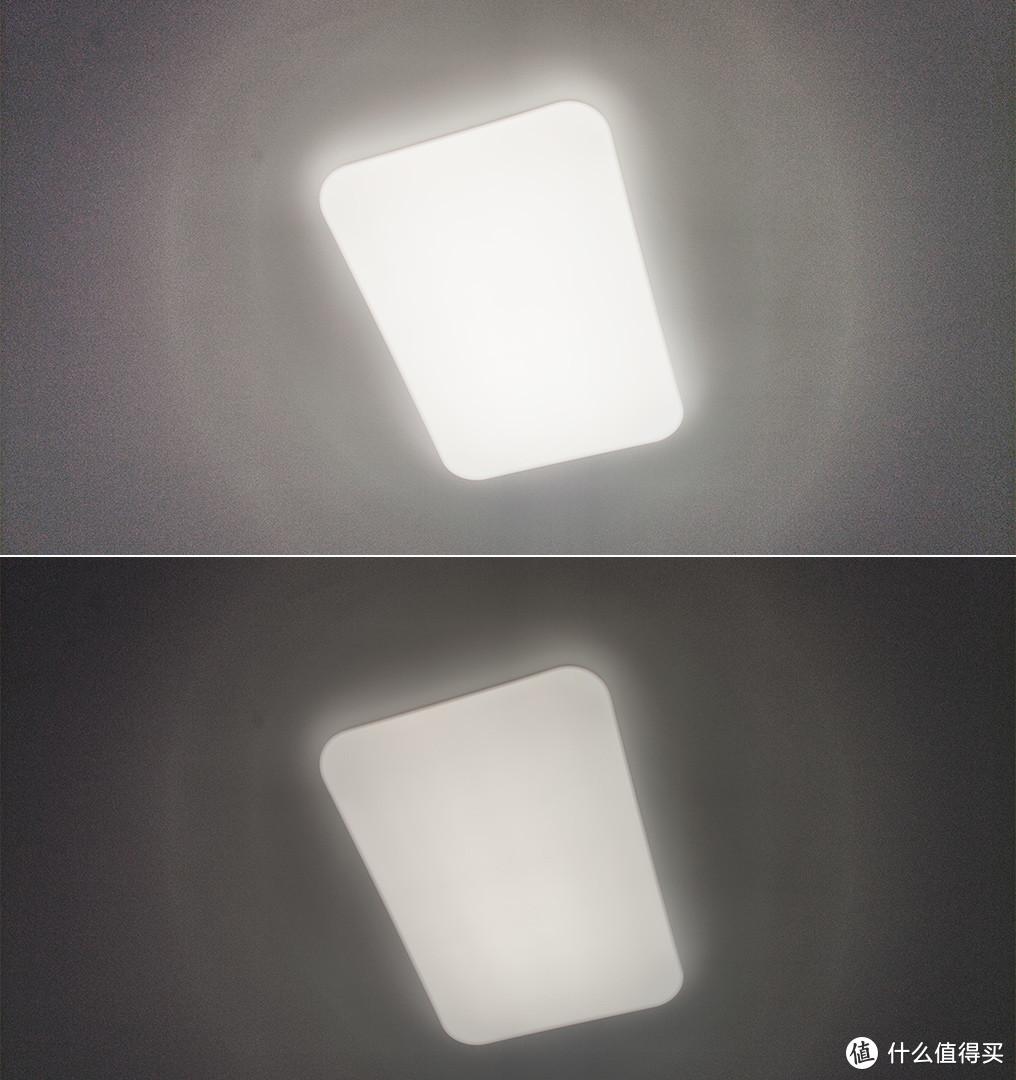800元搞定客厅智能吸顶灯—Yeelight初心LED智能吸顶灯Pro