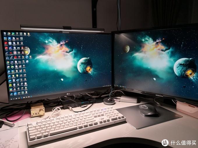 中秋节才搞定的,有时间也写的什么桌面改造之类的