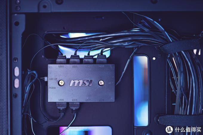 可能是辅助CPU散热最给力的机箱:微星MPG SEKIRA 500X佩龙斧 体验