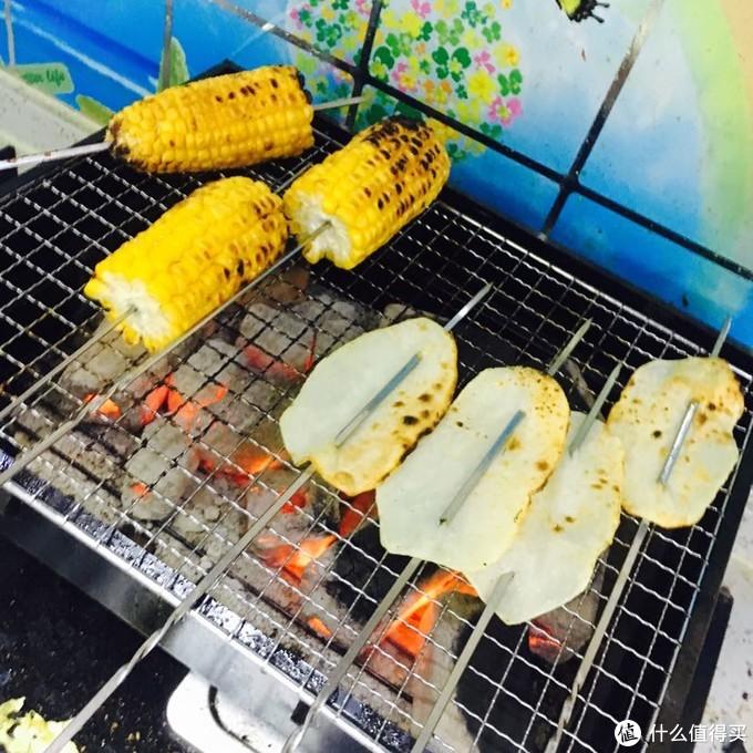 记一次家庭室内烧烤——油烟机下的烧烤