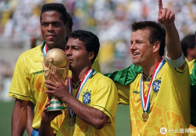 1994年巴西队夺得美国世界杯冠军