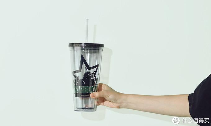 星巴克与XLARGE推出8.4L超~~大联名星杯,天猫旗舰店今日起也可以参与积星啦!
