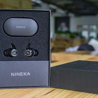 南卡N1S蓝牙耳机外观展示(耳套|耳挂|耳圈|充电仓)