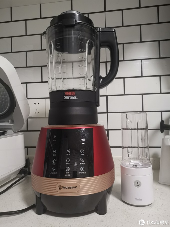 做果汁,破壁机VS随身果汁机