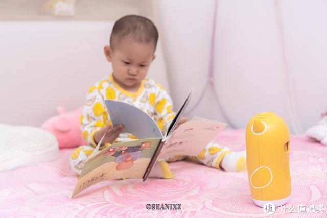 海量早教及绘本资源,孩子学习成长好伙伴:牛听听读书牛早教机