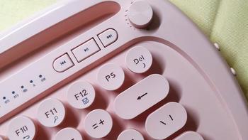富德K510d无线蓝牙键盘使用总结(连接 背光 续航 反馈感)