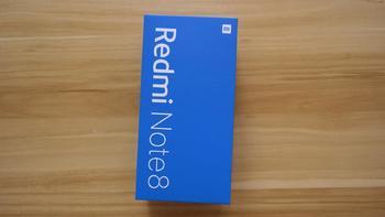 Redmi Note 8安卓手机外观展示(机身 麦克风 扬声器 接口 卡槽)