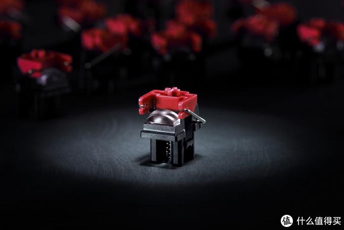 搭载1亿次寿命线性光轴:Razer 雷蛇 发布 Razer Huntsman TE 猎魂光蛛竞技版游戏键盘