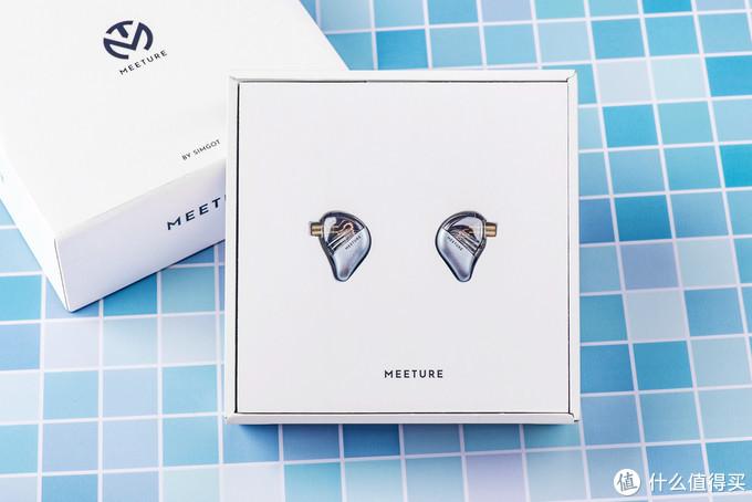 高颜值、易驱动,晶莹之美觅澈MEETURE MT3音乐耳机