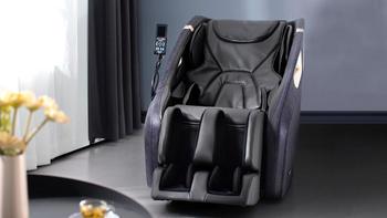 松下按摩椅外观细节(主机|遥控器|电源|旋钮)