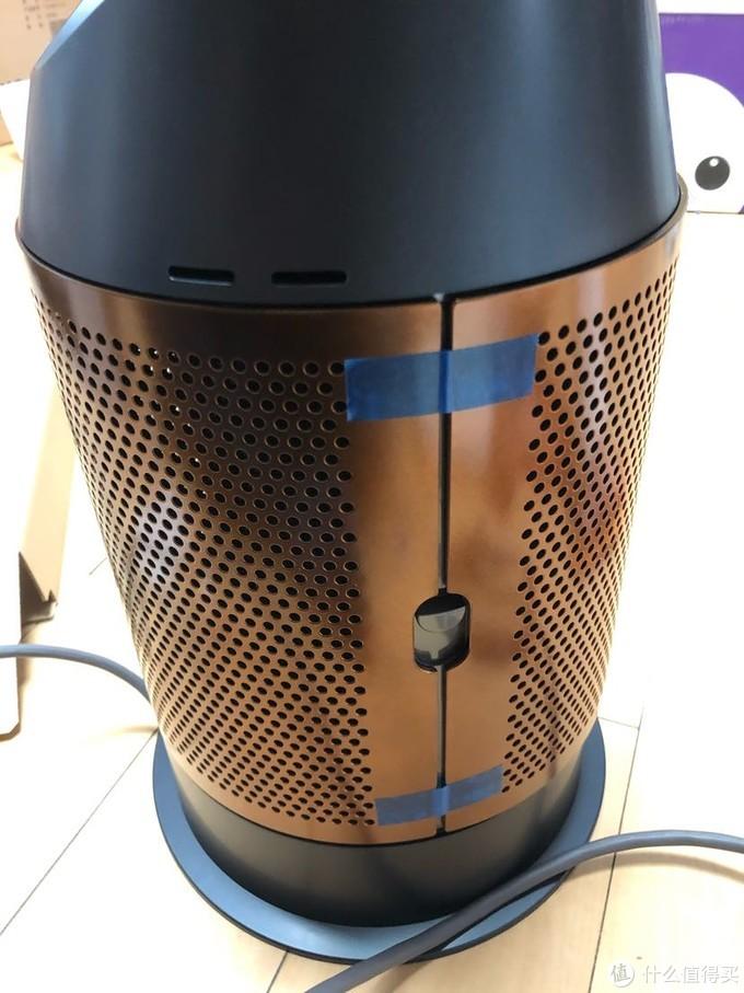 戴森冷热除甲醛和VOC空气净化器开箱测评