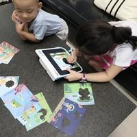 绘特美儿童智能手绘板外观展示(机身|屏幕|挂绳|外壳|按键)
