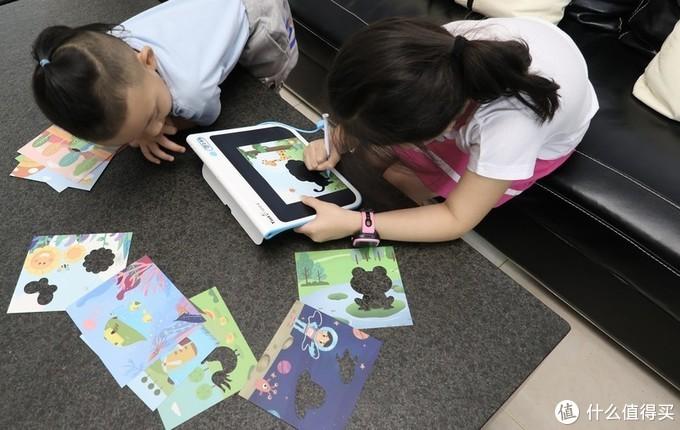 任意书画彩色童年——TintZone绘特美彩色液晶儿童智能手绘板体验