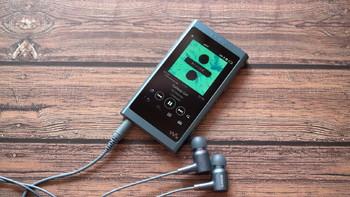 索尼NW-A55HN音频播放器使用总结(音质 设置)