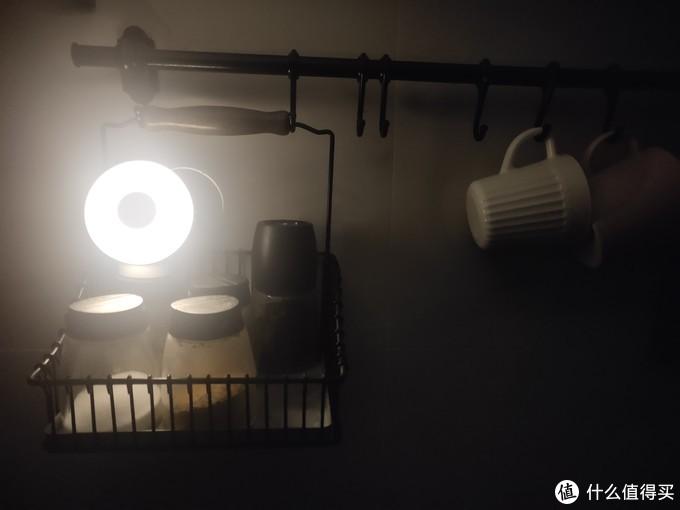 黑夜的微光 —— 米家360°全方位感应夜灯