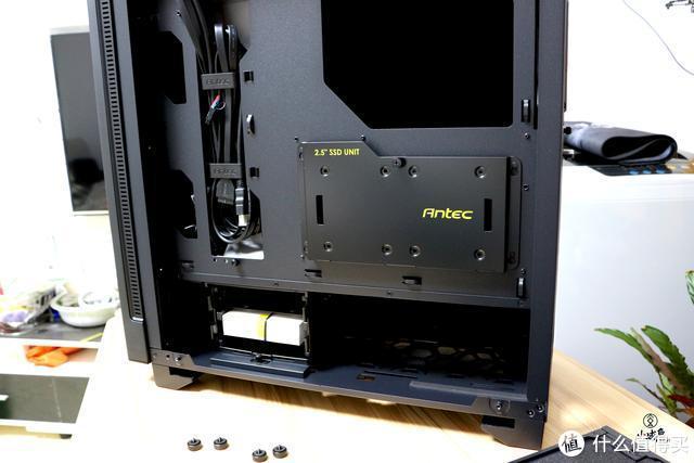 电脑装机玩家新宠 小白玩家也可以轻松装机 安钛克P110 静音版