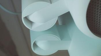米家负离子便携吹风机使用总结(收纳|按键|折叠)