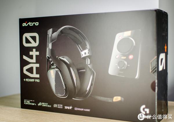 罗技,迈入高端——Astro A40+MixAmp游戏耳机体验