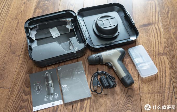 小身材,高颜值,大力量—BOSCH博世 悠系列家用电钻众测报告