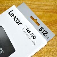 雷克沙NS100固态硬盘外观图片(接口 尺寸 长度 颗粒 元器件)