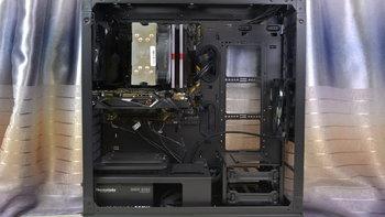 TT S500 TG机箱使用总结(灯效|做工|设计)