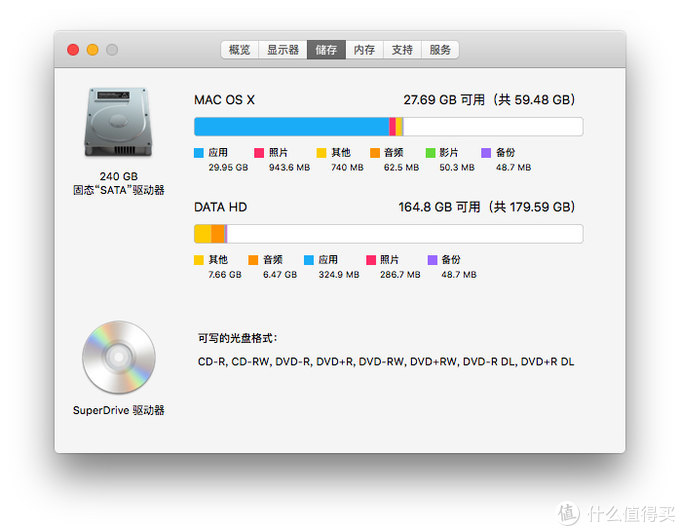 MacBook  Pro early 2008