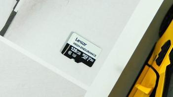 雷克沙监控级存储卡外观细节(包装|屏幕|配置|接口|游戏)