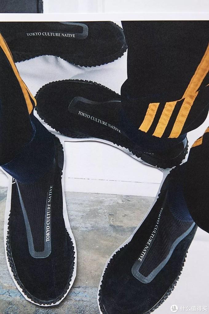 日本新锐设计师与adidas合作,推出潮流联名鞋品