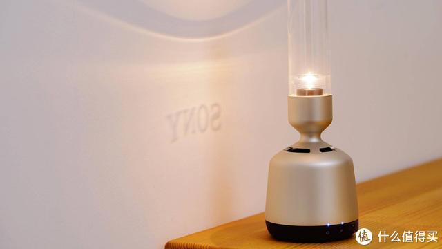 索尼晶雅音管LSPX-S2体验报告:复古煤油灯的爱乐之心
