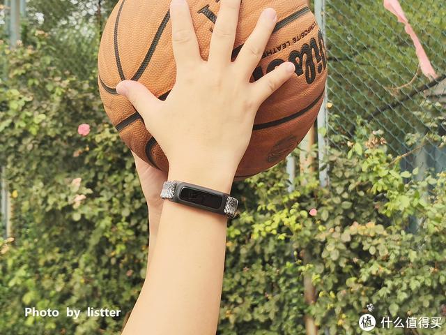 华为手环4e篮球精灵上手测评,从此打篮球有了科学指导