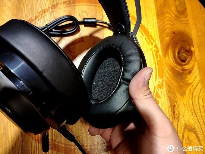 百元耳机也有料:7.1立体环绕声道,劲爆电竞音效
