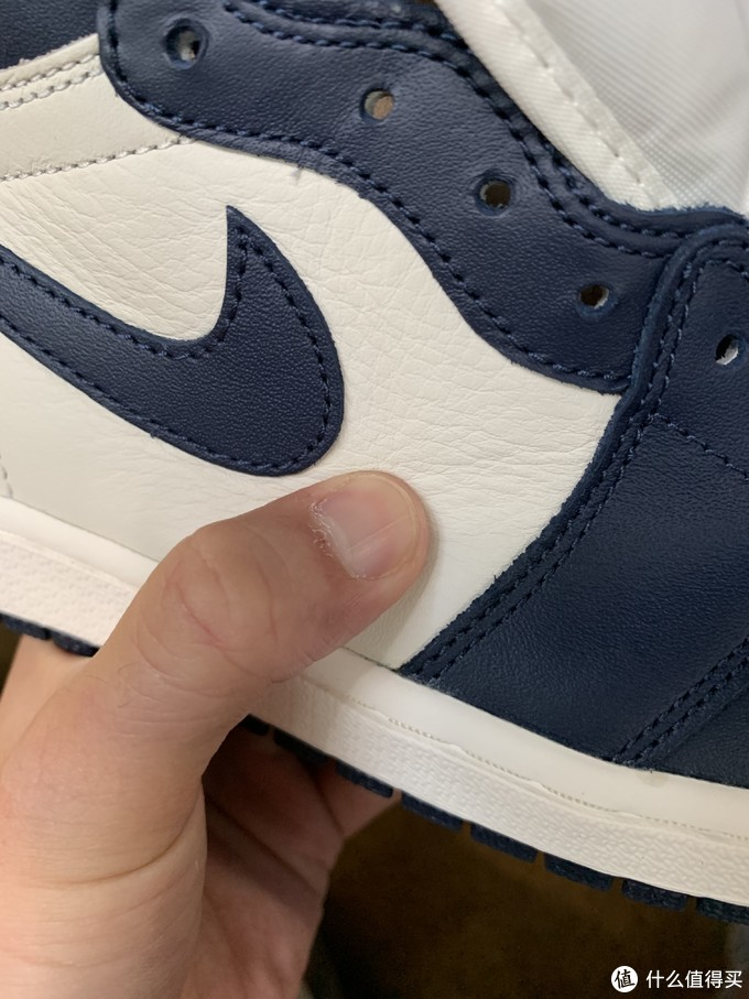 "黑曜石 Air Jordan 1 ""Obsidian"""