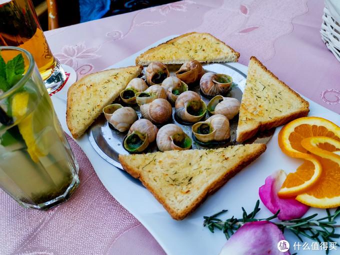 烤蜗牛🐌超级好吃