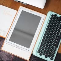台电M30平板电脑外观展示(屏幕|摄像头|卡槽|扬声器|数据线)