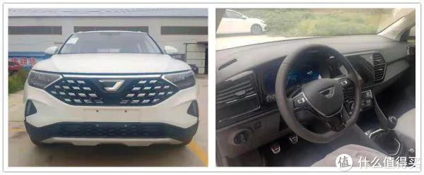 捷达VS5新车抢拍:上市10天订单103台,看车客户既嫌丑又真香