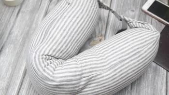 名创优品U型枕外观展示(搭扣|拉链)